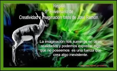 Obsequio de de mi buen amigo José Ramón.