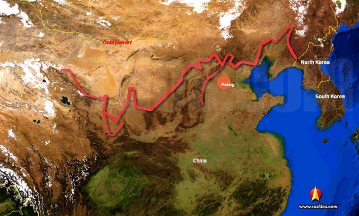 Mr. Vimal Kodai: History of the Great Wall of China (By Vimal Kodai)