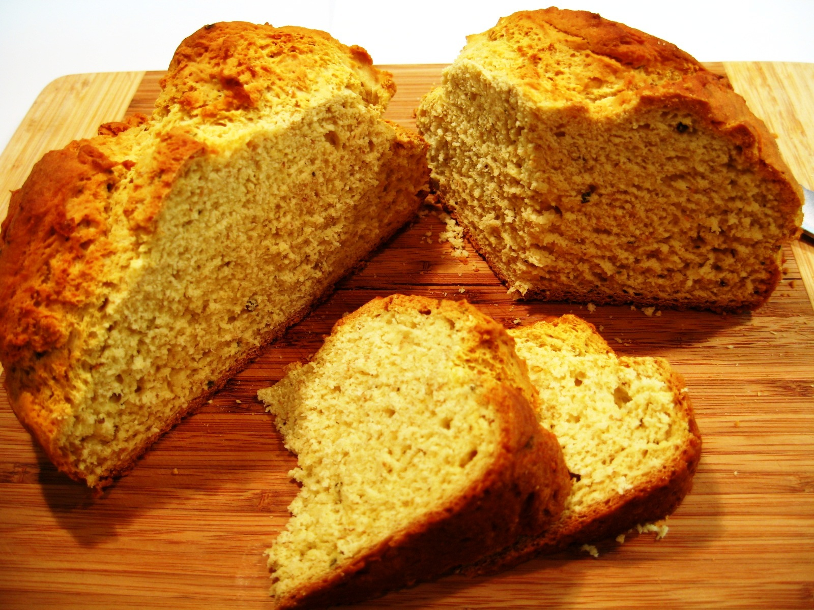 The Sensitive Epicure: Gluten-Free Irish Soda Bread