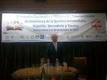 VII JORNADA INTERNACIONAL DE ENSEÑANZA DE LA QUÍMICA. 2015.