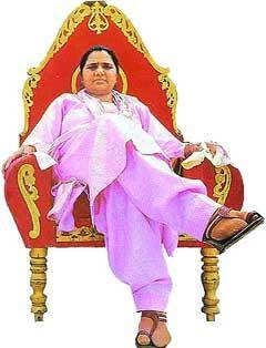 Mayavati Kumari (Mayawati)