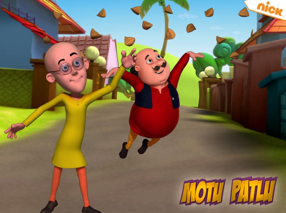 Chhota Bheem Official Website   Green Gold Animation