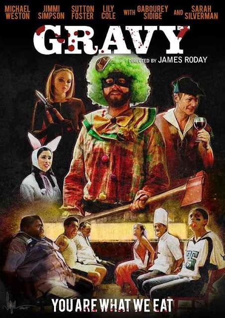 Gravy cover poster