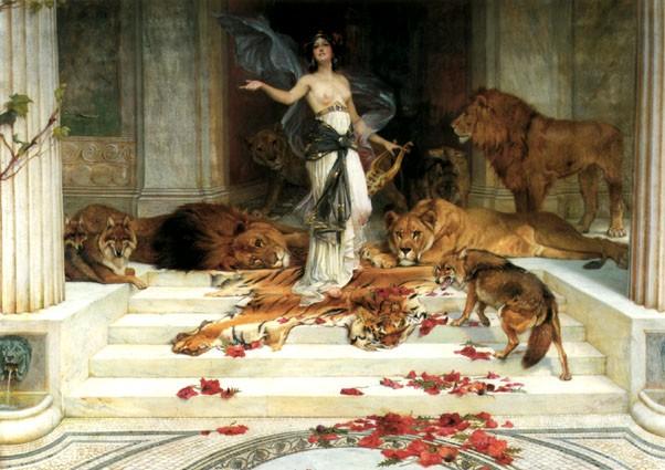 odysseus circe barker