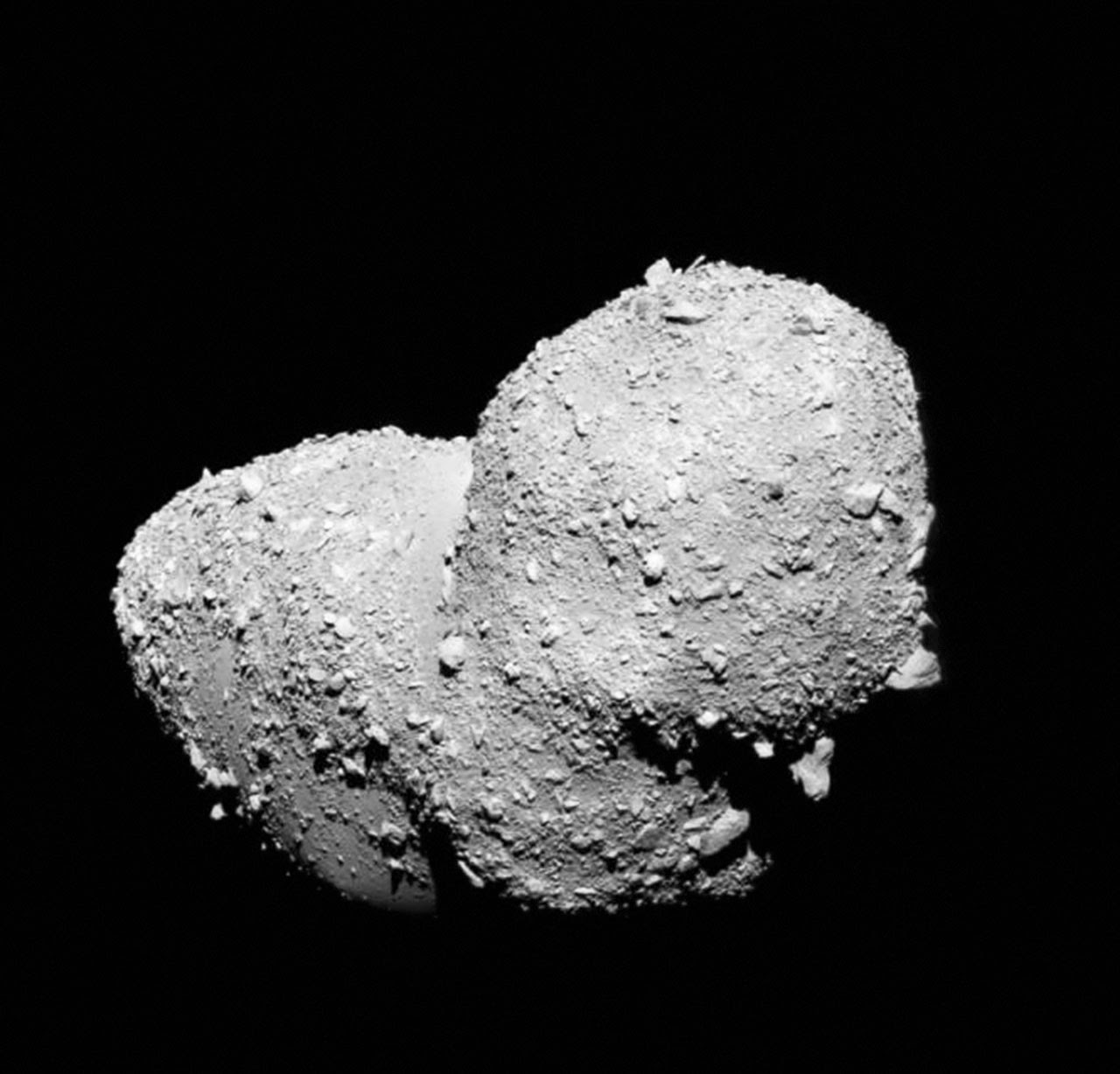 itokawa asteroid surface - photo #23