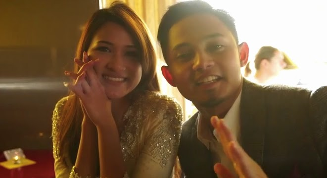 Video: sebalik penggambaran pre wedding hanis zalikha, hairul azreen