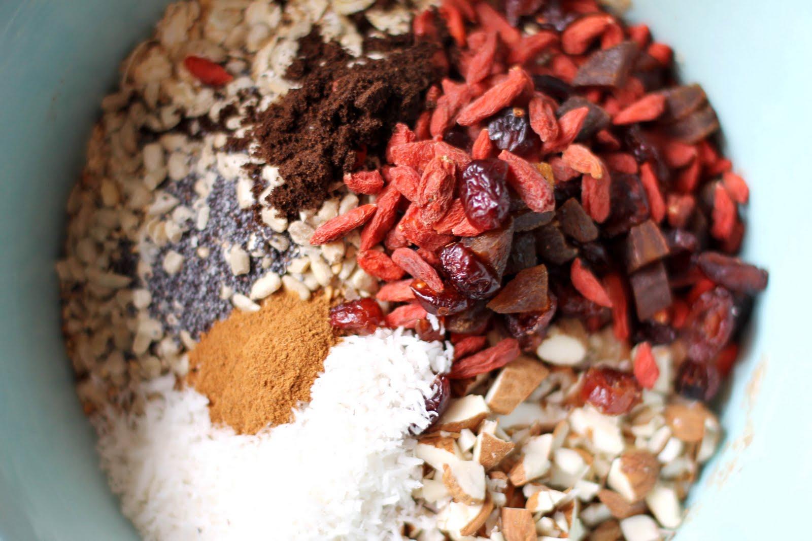 granola bars nyttiga