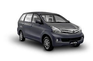 Pilihan warna mobil daihatsu xenia Dark Grey Metalic