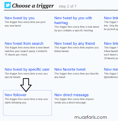 ifttt+5 [Tutorial] Jom auto tweet guna Ifttt