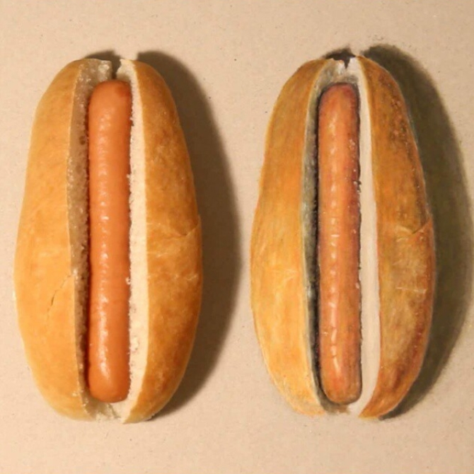 08-Hot-Dog-Howard-Lee-Time-Lapse-Videos-of-Drawings-and-Paintings-www-designstack-co