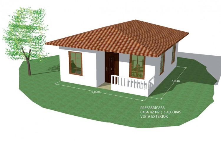 Casas prefabricadas costa rica innovaci n casas - Vajillas modernas y economicas carrefour ...