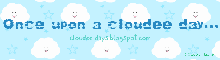 Once upon a cloudee day...