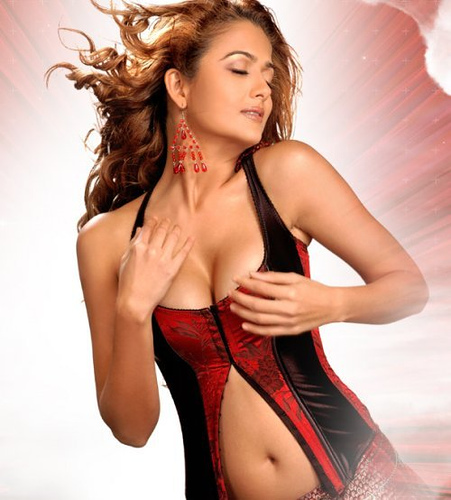 Bllywood New Amrita Arora hot scene in 2011