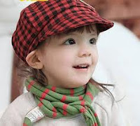 Topi bayi lucu terbaru