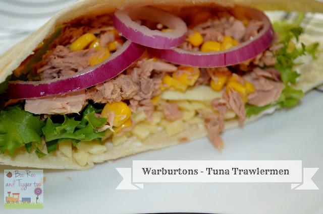 Warburtons Tuna Trawlermen Recipe