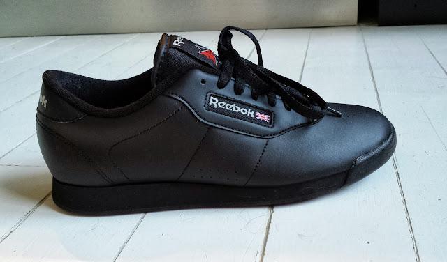 reebok, princess, sneaker