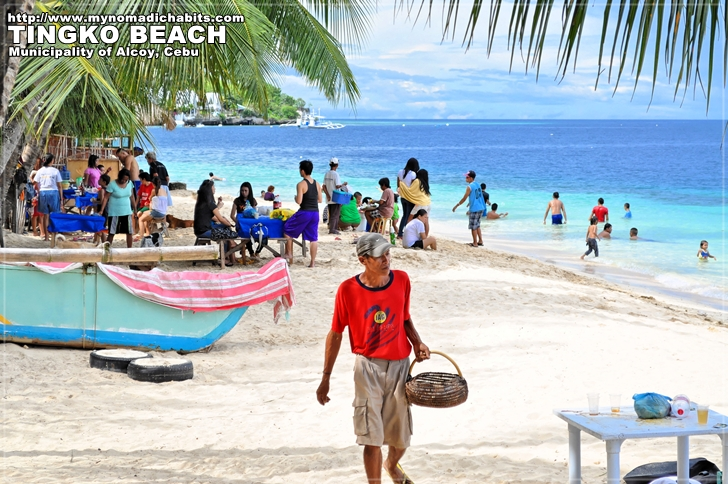 Where To Find The Best Beaches In Cebu Backpacking