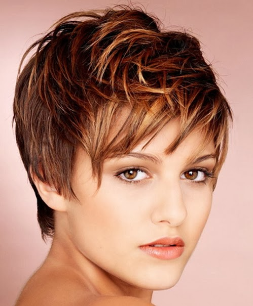 short easy hairstyles Short  Trends 2012