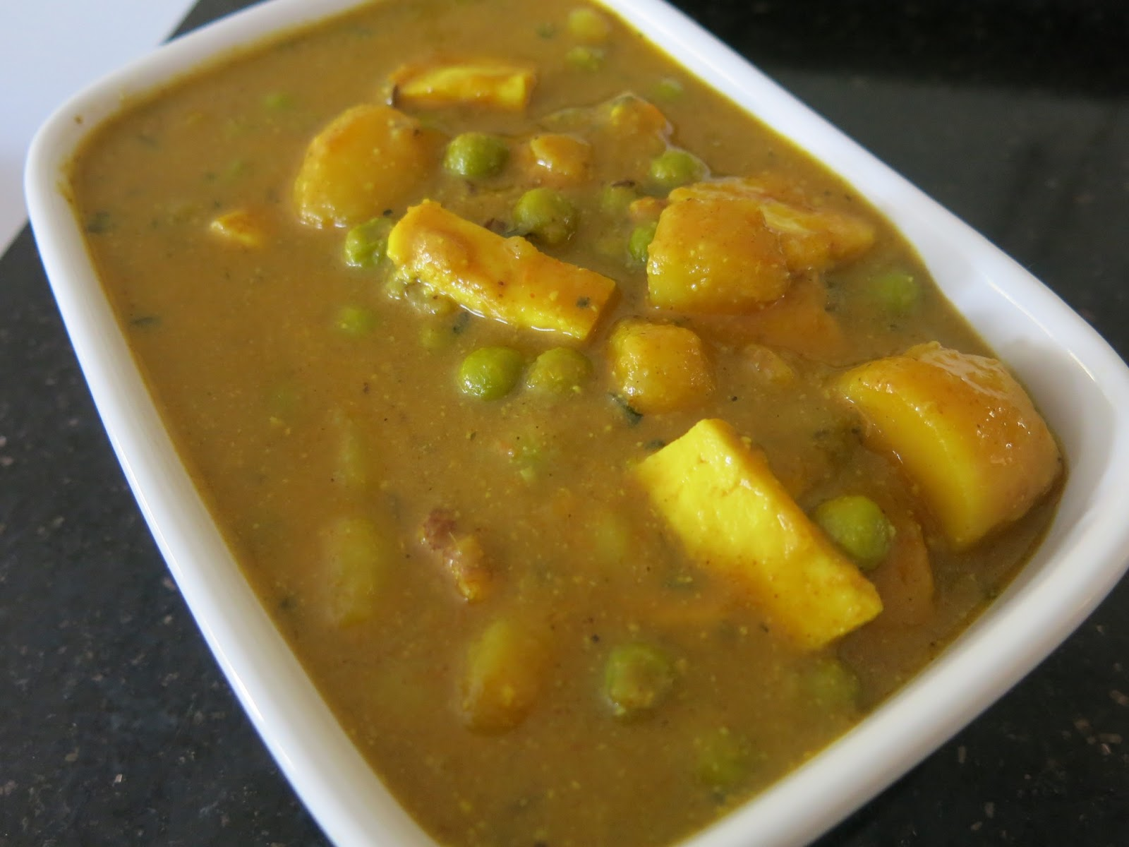 Love 2 cook aloo matar paneer curry without onion garlic curry without onion garlic this is one of my favourite recipe during vrat days as it can be prepared in less time and it is really simple and tastes forumfinder Choice Image