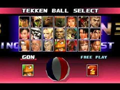 tekken 3 free download characters