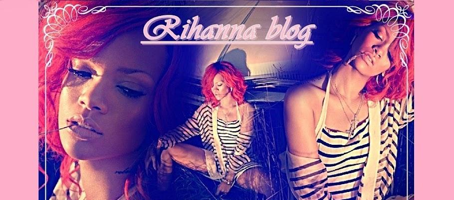 Rihanna blog