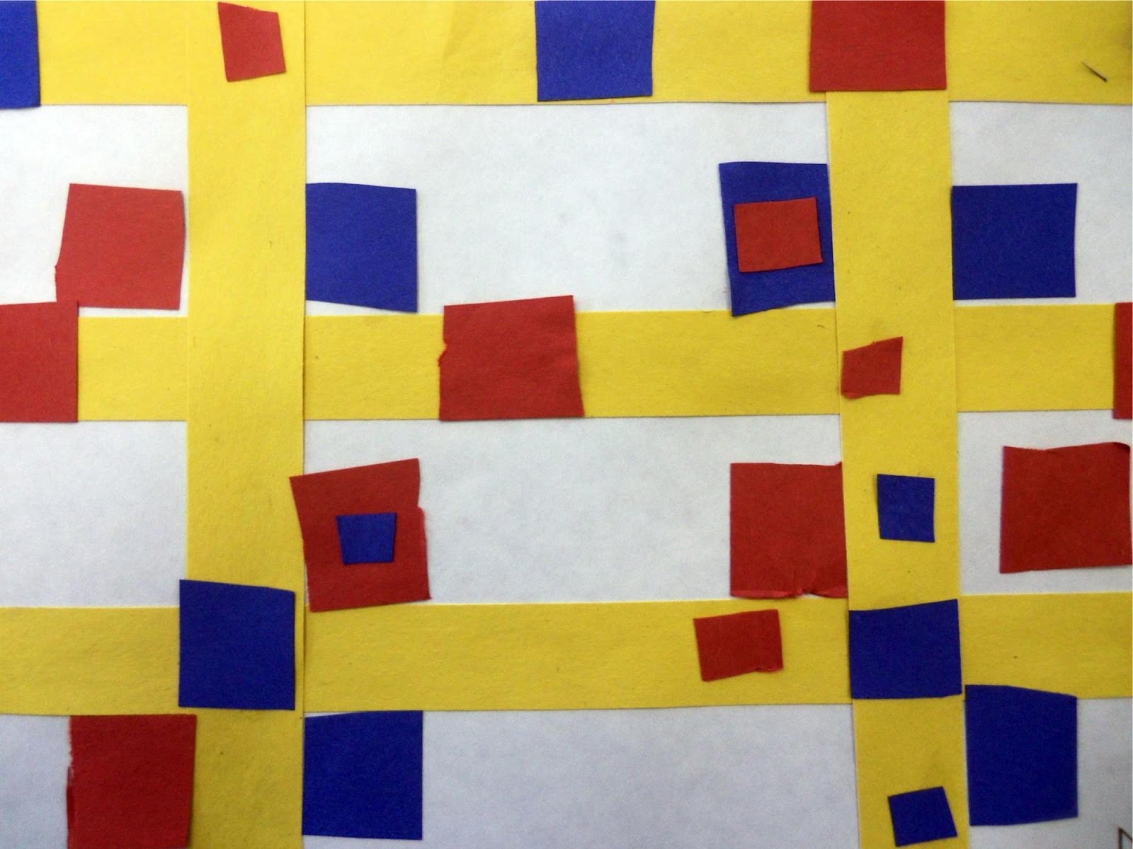 Art Room 104: Using Mondrian...