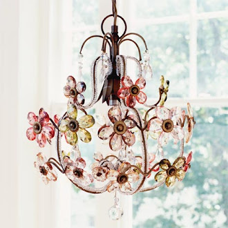 Style Crystal Chandelier.