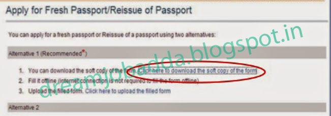 Apply Passport Online Psk Appointment Booking How To Dream Job Adda