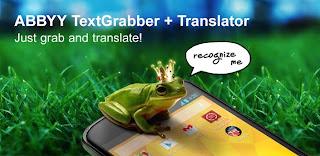 ABBYY TextGrabber + Translator v1.0.4.0