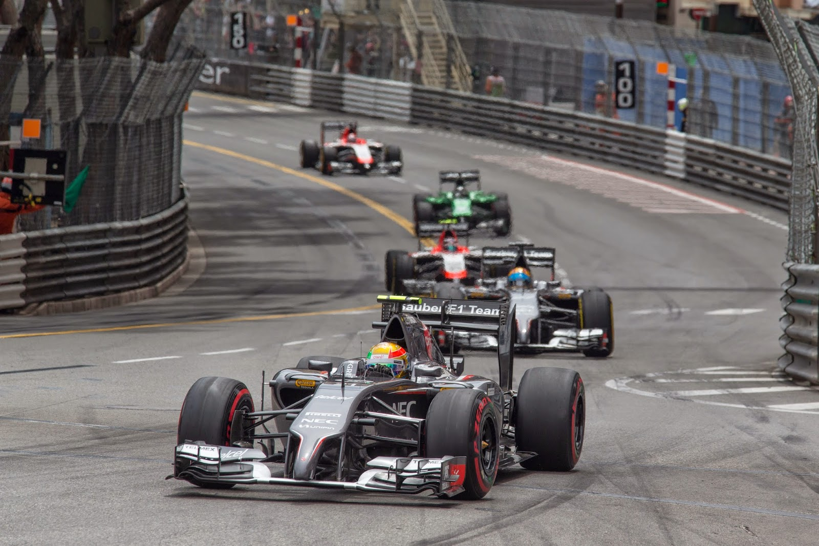 itc racing sauber f1 team grand prix de monaco race sunday 25 may 2014 circuit de monaco. Black Bedroom Furniture Sets. Home Design Ideas