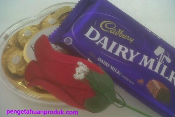 Produsen Coklat Dan Petani Mawar, Kebanjiran Oder Saat Valentine