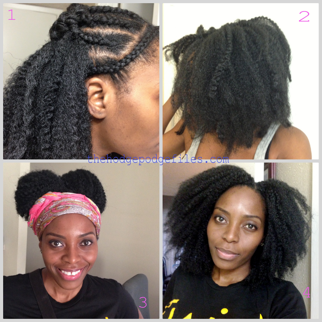 Crochet Braids Little Girl : Crochet Braids For Little Girls With Marley Pictures