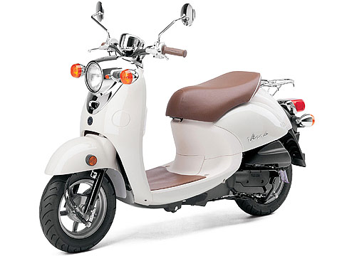 2013 Yamaha Vino Classic scooter pictures | Size 480x360 pixels