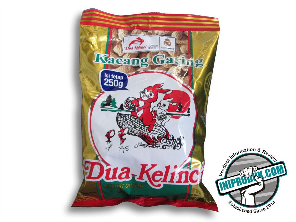 kacang dua kelinci 250 gram   ini produk