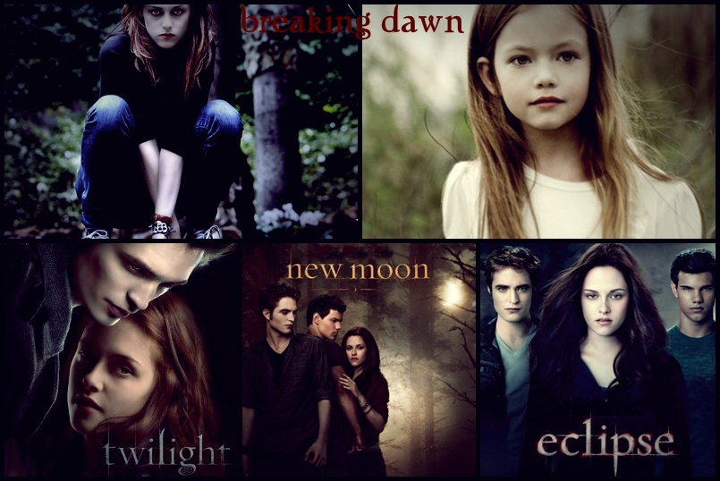 Twilight Saga Novellas