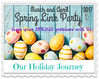 March and April Spring Linky Party!!