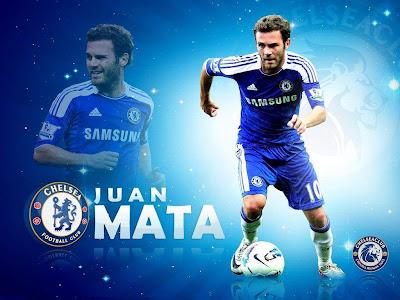 UEFA Champions League - Juan Mata