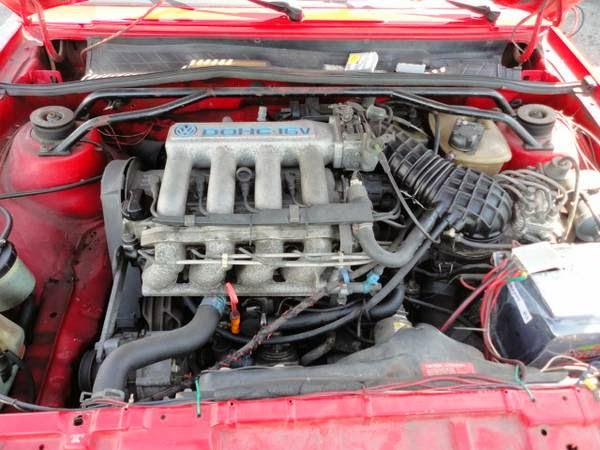 1987 Vw Scirocco 16v For Sale Buy Classic Volks