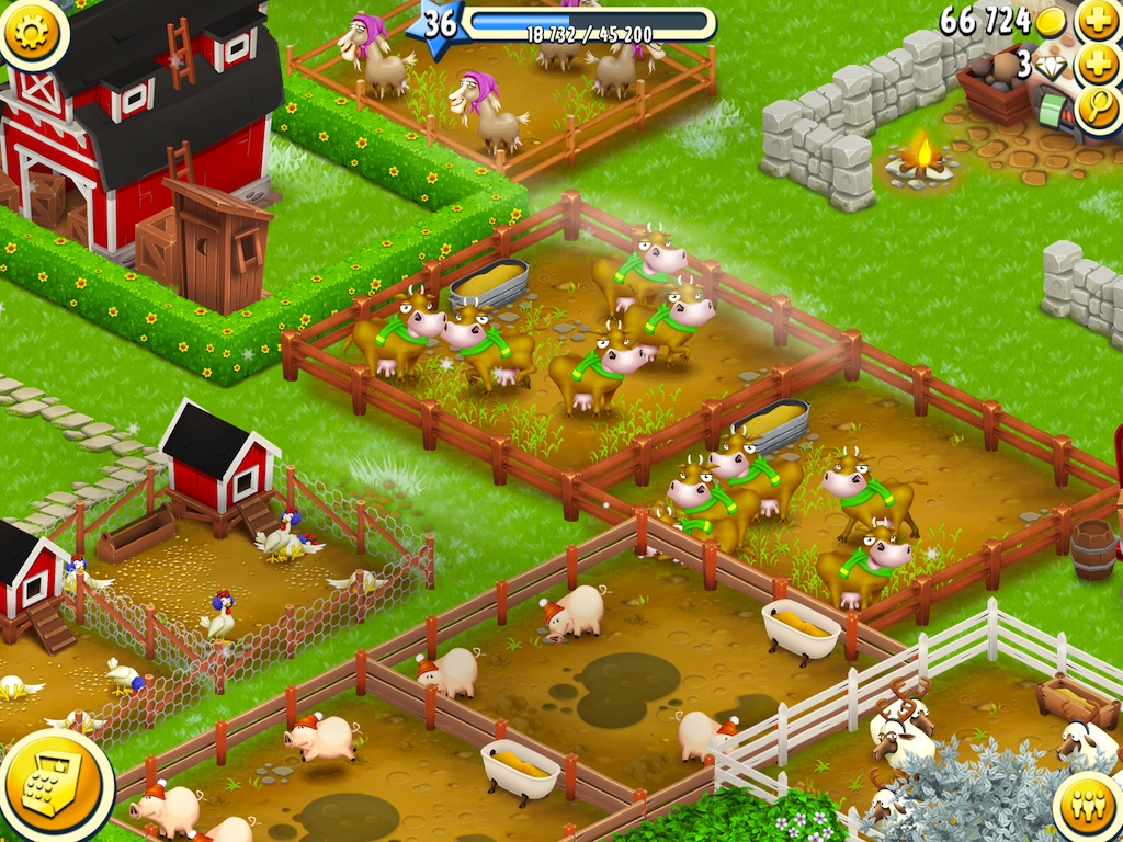 HAY DAY Download Gratis Game Android Apk