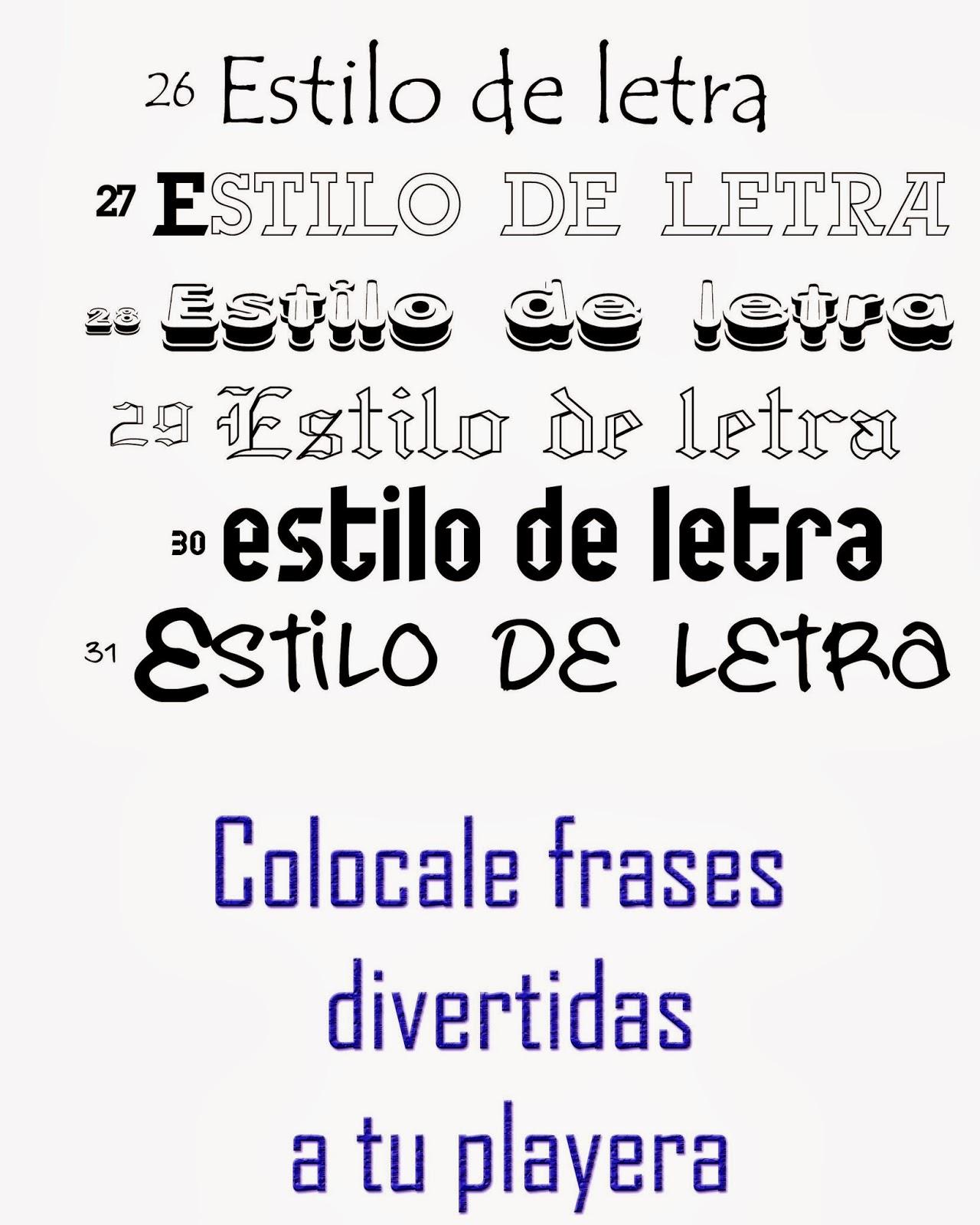 Actividades unadm y estampado de playeras serigrafia - Letras para serigrafia ...