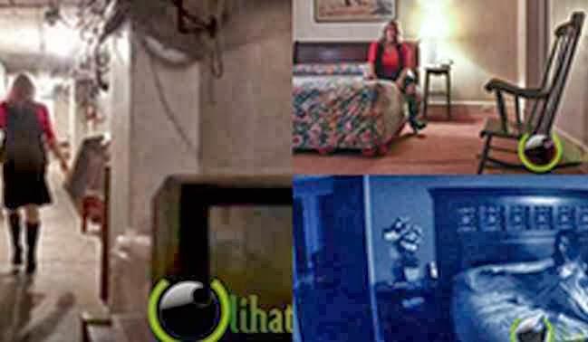 10 Tanda Rumah Anda Didiami oleh Hantu