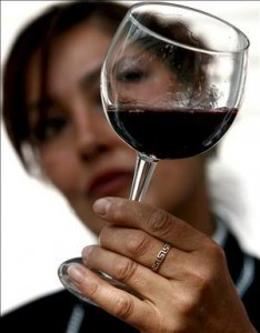 Proper way to hold wine glass how to hold a wineglass used for drinking and tasting wine the proper use of wine glasses is also an important part of the cuisine etiquette part of the thing that is often ccuart Gallery