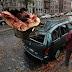 Φωτογραφίες από την επέλαση του τυφώνα Σάντι
