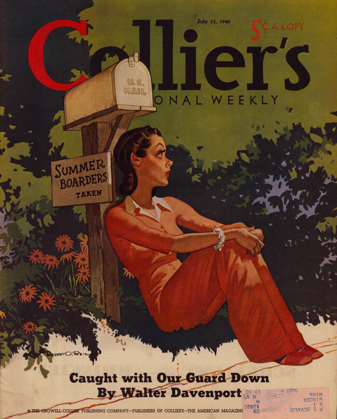 collier magazine