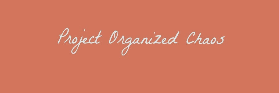 The Organized Chaos Project