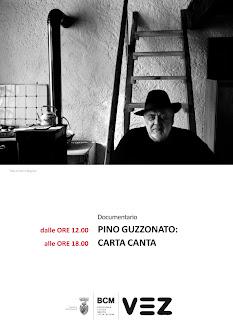 Il nostro collaboratore Pino Guzzonato a Mestre.