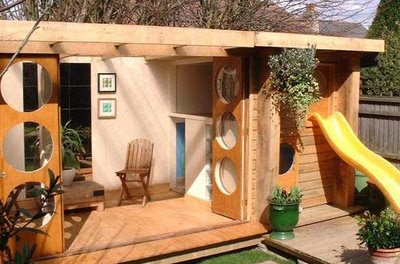 Shed Playhouse Combo