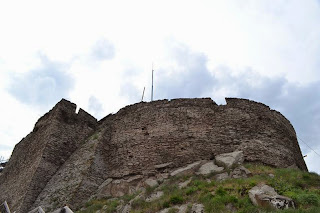 Bastionul- Zidul incintei a II-a