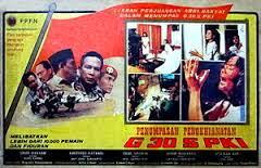 Sisi bagus dari Film: Penumpasan Pengkhianatan G30S PKI....!!!