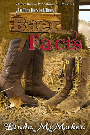 LINDA MCMAKEN'S 3RD BOOK IN THE THREE BAERS SERIES